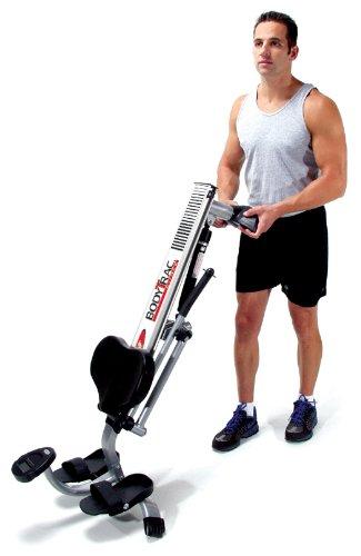 stamina body trac glider rowing machine