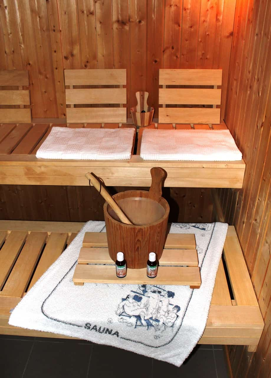 best two person sauna