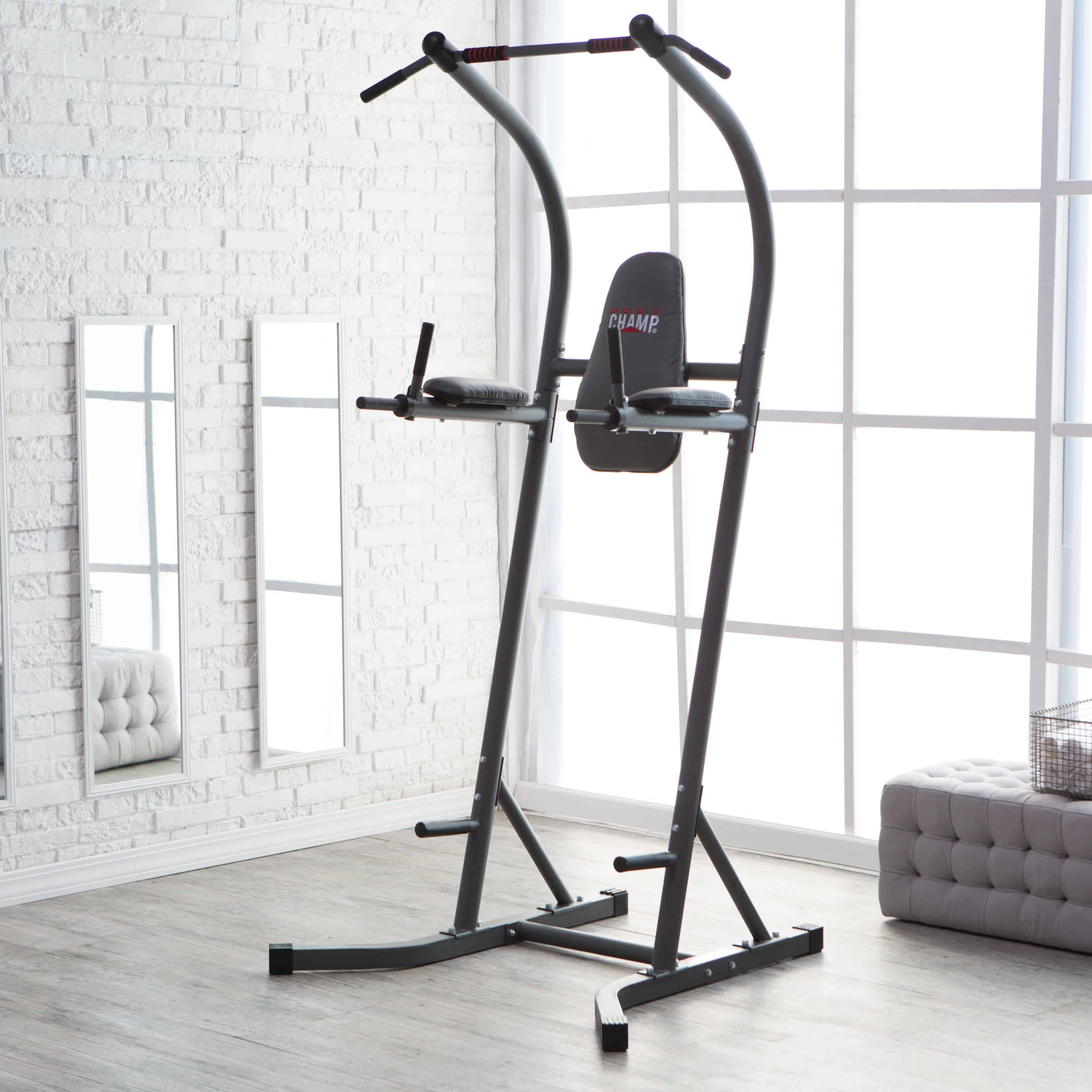 Best Power Tower Free Standing Pull Up Bar Peak Health Pro