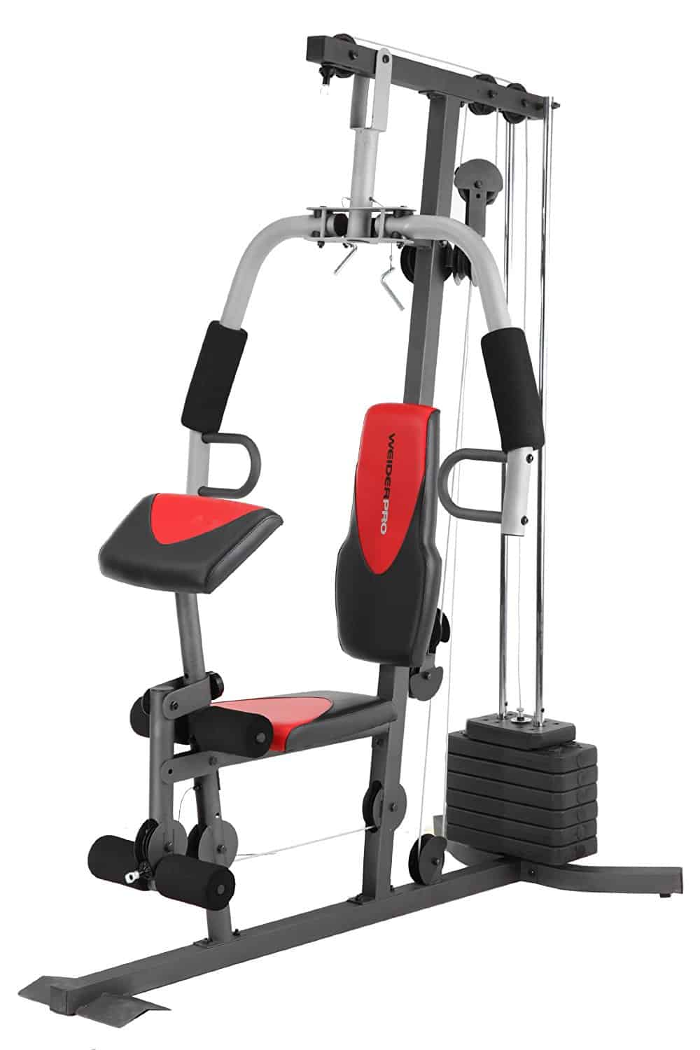 Weider home gym review-all in one workout - Peak Health Pro