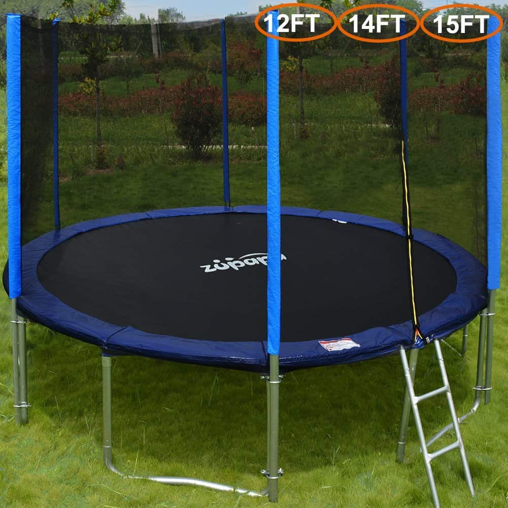 Best Heavy Duty Trampoline Reviews Peak Health Pro