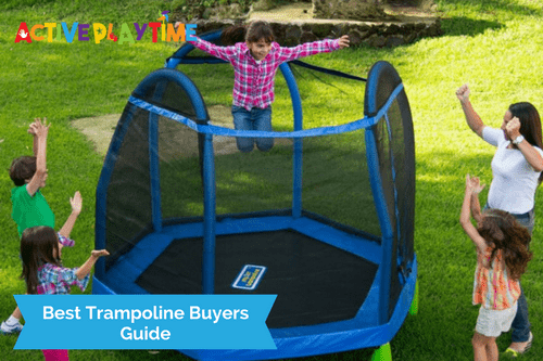 Best Trampoline Buyers Guide Peak Health Pro