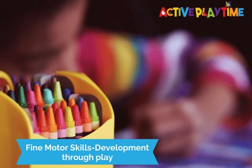 Fine Motor Skills Development Through Play Peak Health Pro
